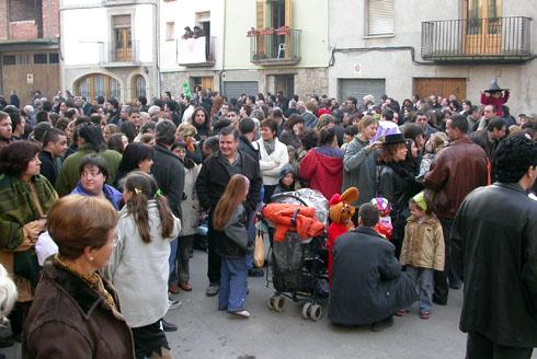 14.02.2004 Detall general  Torà -  Ramon Sunyer