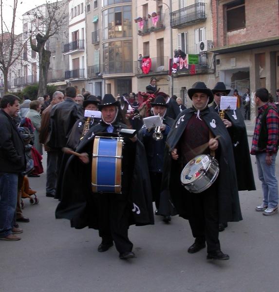 14.02.2004 La Xaranga  Torà -  Ramon Sunyer