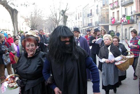 14.02.2004 Detall de les comparses  Torà -  Ramon Sunyer