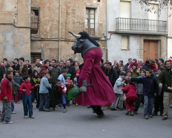 14.02.2004 El brau Constantí (incorporat l'any 1998)  Torà -  Ramon Sunyer