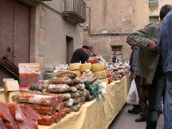 25.03.2005 Més embotits, agafarem gana!!  Torà -  Ramon Sunyer