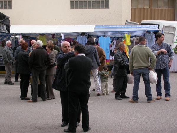 25.03.2005 Detall de l'ambient  Torà -  Ramon Sunyer