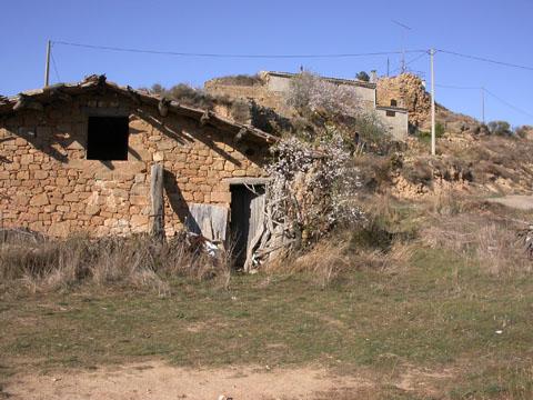 06.04.2005 Vista des de l'era  L'Aguda -  Ramon Sunyer