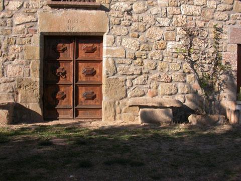 06.04.2005 Cal Miramunt  L'Aguda -  Ramon Sunyer