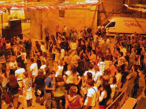 30.08.2007 actuació Pastorets Rock  Torà -  Ramon Sunyer