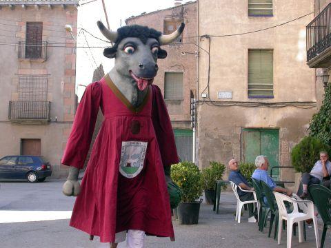 01.09.2007 Gegants el brau Constantí  Torà -  Ramon Sunyer