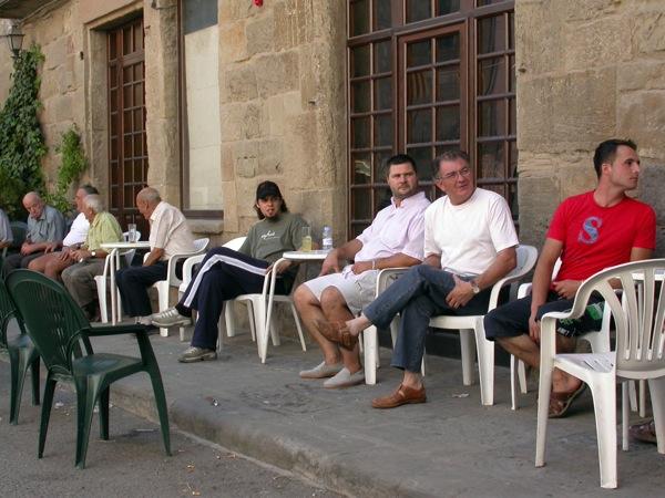 01.09.2007 Gent a la Toranesa  Torà -  Ramon Sunyer