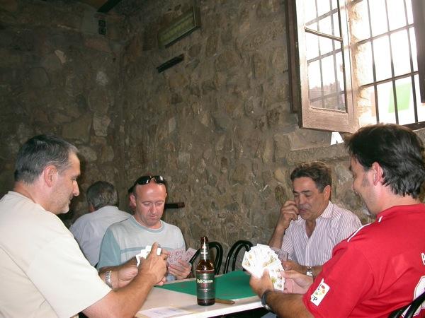 31.08.2007 El Josep Viladrich i el Fructuós enfrontant-se als campions de la passada edici�  Torà -  Ramon Sunyer