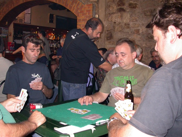 31.08.2007 Concentració, molta concentració.......  Torà -  Ramon Sunyer