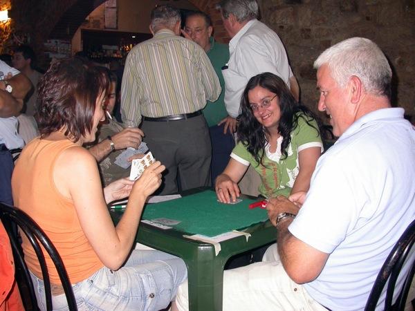 31.08.2007 I també, temps per la broma  Torà -  Ramon Sunyer