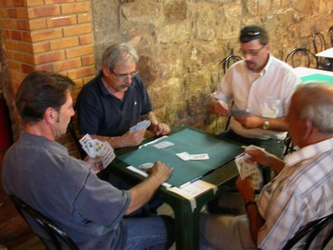 31.08.2007 Joan Massanés/Celestino Font (campions) i Antònio Salcedo/Ramon Ars  Torà -  Ramon Sunyer