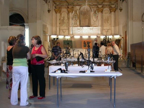 01.09.2007 Exposició del Valentín Hurtado  Torà -  Ramon Sunyer