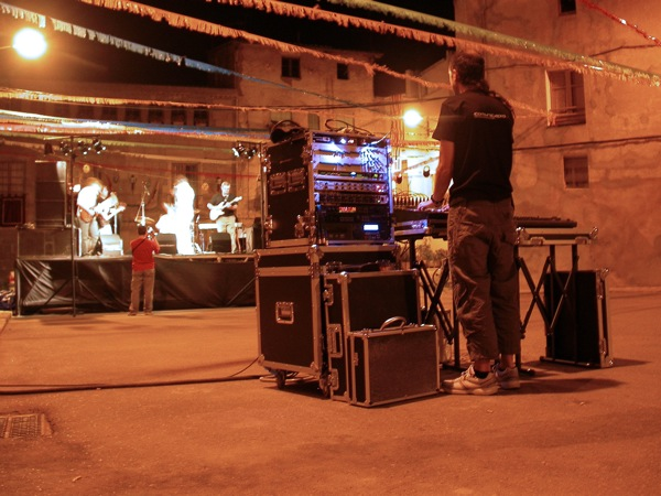 01.09.2007 Suspicious Band  Torà -  Ramon Sunyer