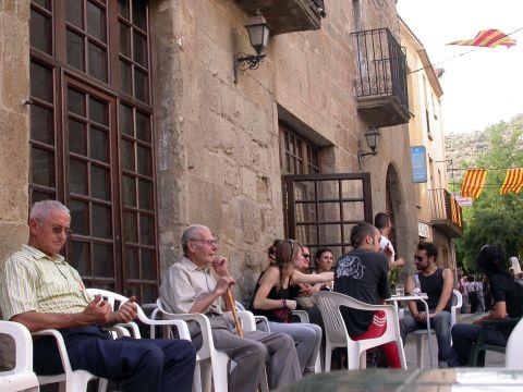 01.09.2007 Públic a la Toranesa  Torà -  Ramon Sunyer