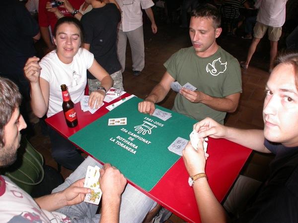 30.08.2008 fase inicial aquest any només 20 parelles  Torà -  ramon sunyer