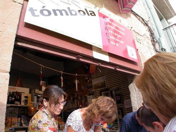 03.09.2008 tómbola apact  Torà -  í'scar romero