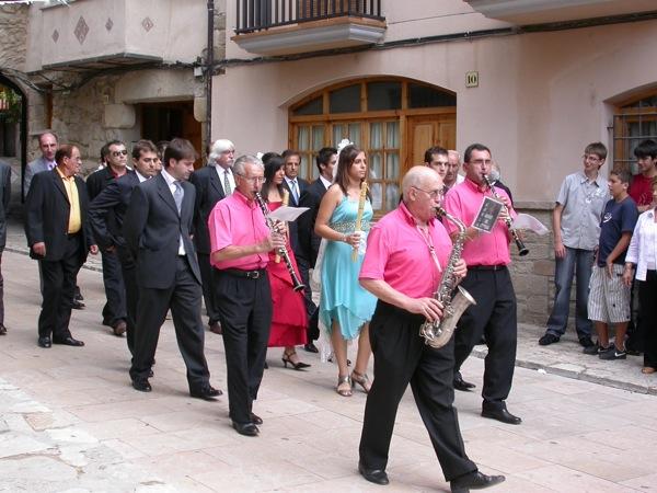 01.09.2008 Dansa del Priors  Torà -  margarita bolea