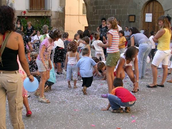 01.09.2008 animació infantil  Torà -  margarita bolea