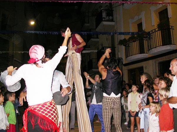 01.09.2008 cercavila Tandarika Orkestar  Torà -  ramon sunyer