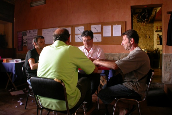 29.08.2009 Enguany hi ha participat 29 parelles  Torà -  Ramon Sunyer