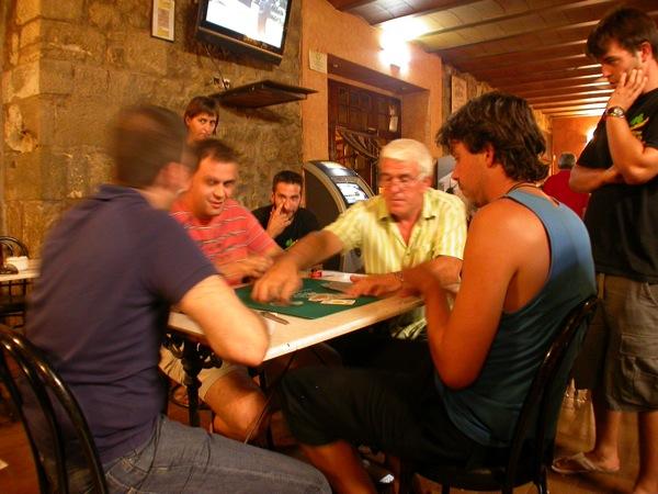 29.08.2009 quarts de finals  Torà -  Ramon Sunyer
