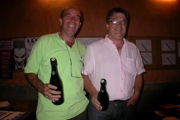 29.08.2009 Celi Vilà i Josep Argerich, quarts  Torà -  Ramon Sunyer