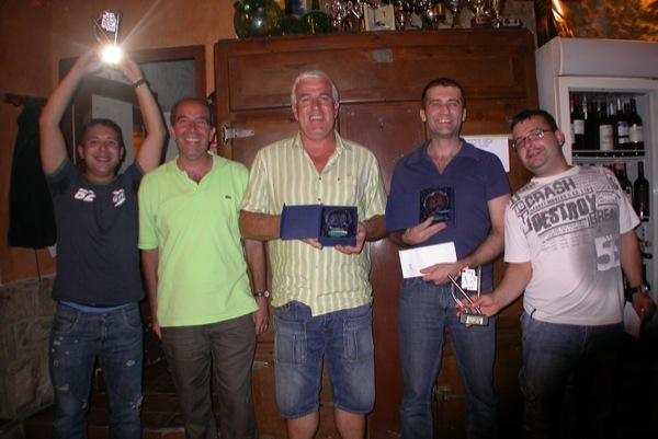 29.08.2009 els finalistes  Torà -  Ramon Sunyer