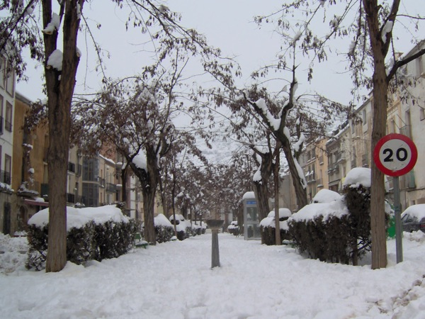 28.01.2006 Plaça del Vall  Torà -  LABORATORI MULTIMEDIA