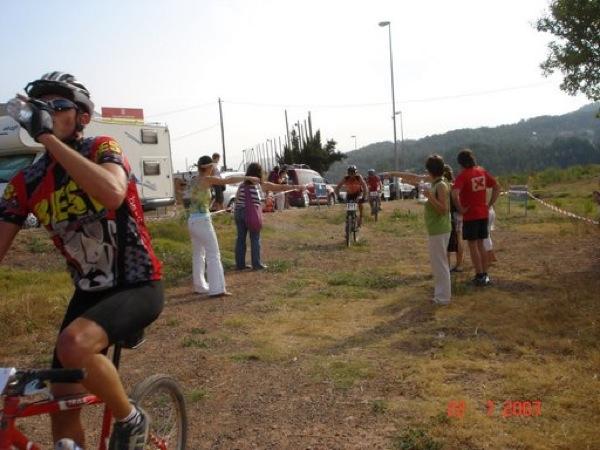 01.08.2007 campionat ANBASO BTT  st. salvador de guardiola -  quim