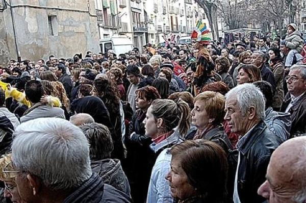 18.02.2006 Públic  Torà -  Xavi