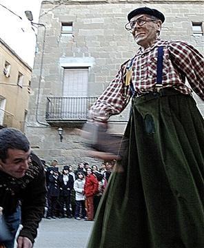 El gegant sargentet - Torà