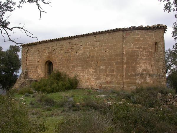 Sant Pere de Figuerola - Fontanet