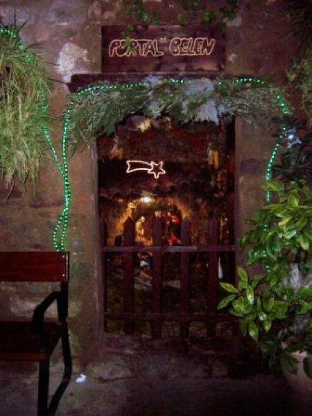 23.12.2006 Pessebre de cal Jovans  Torà -  Gatnau