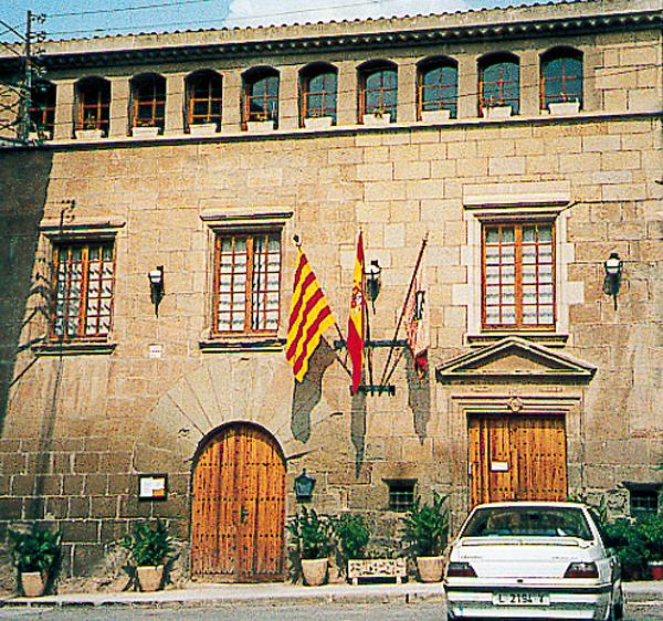Casa de la Vila - Torà