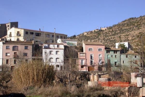 04.02.2005 Carrer de l'Aguda  Torà -  Ramon Sunyer