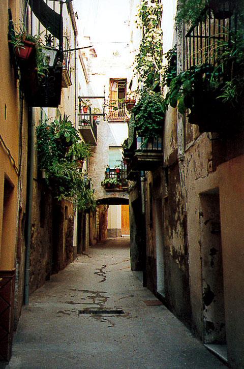 04.02.2005 Carrer Baix  Torà -  Ramon Sunyer