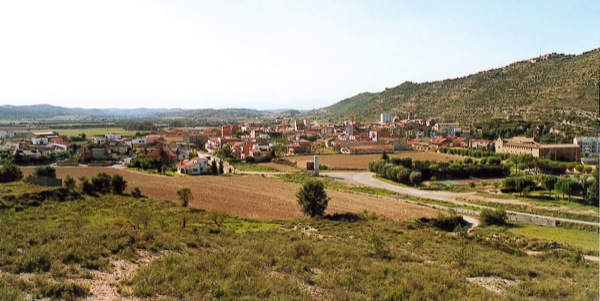 04.02.2005 Vista des del Calvari            Torà -  Ramon Sunyer