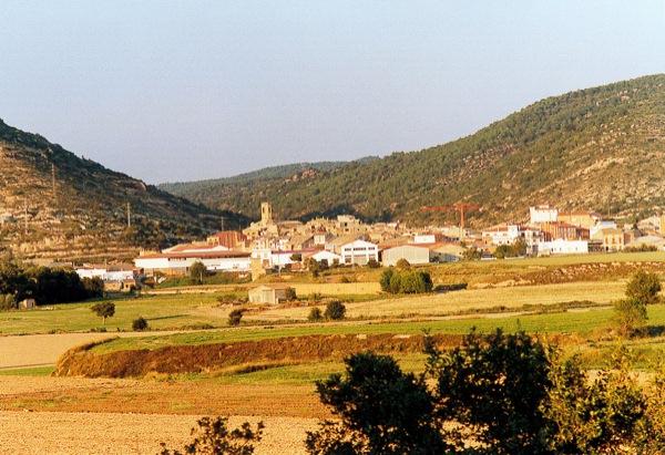 04.02.2005 Vista des de les Torrovelles  Torà -  Ramon Sunyer