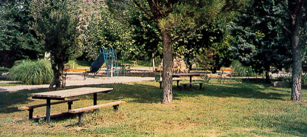 Park of Torà - Author Ramon Sunyer (2005)