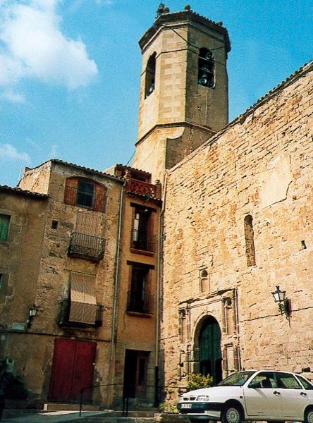 04.02.2005 Església de St. Gil  Torà -  Ramon Sunyer