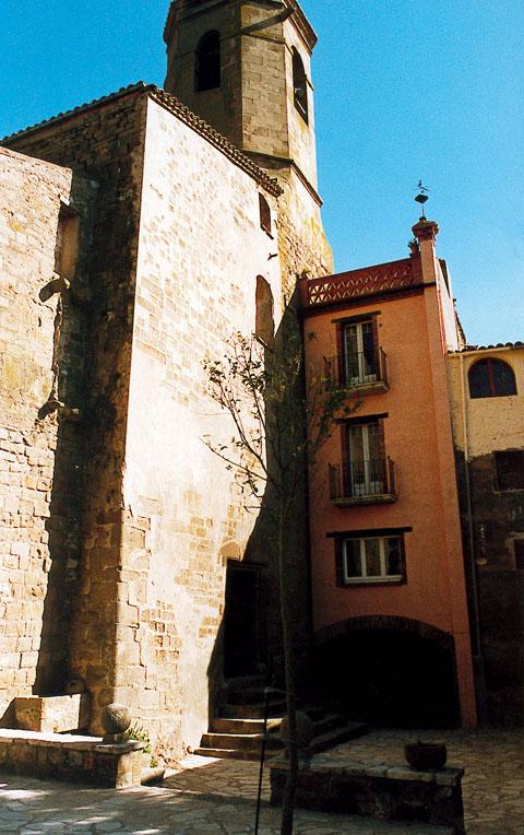 04.02.2005 Placeta de Jaume Coberó  Torà -  Ramon Sunyer