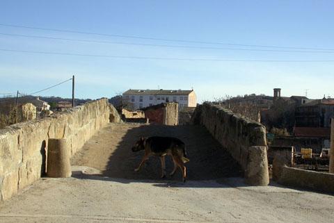 04.02.2005 Pont de les Merites  Torà -  Ramon Sunyer
