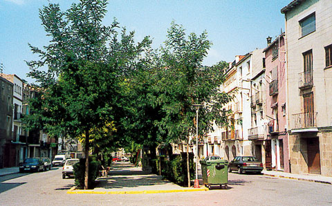 Plaça del Vall