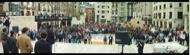 Lleida: Concentració a la plaça St. Joan  Ramon Santesmasses