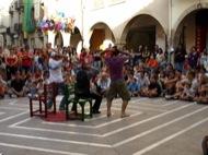 Tàrrega: Fira Teatre  Jepet