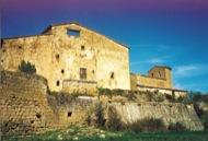 Llanera: vista general del castell de Llanera  Ramon Sunyer i Balcells