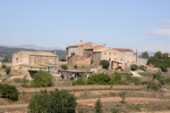 Sant Serni: vista de sant serni  Ramon Sunyer