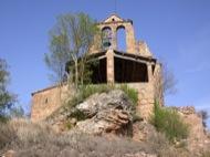 Fontanet: església de sant miquel de fontanet  Ramon Sunyer
