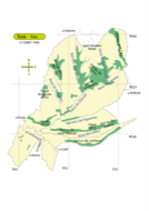 mapa físic del terme