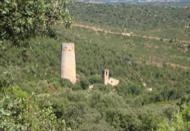 Vallferosa: Vista general de la Torre